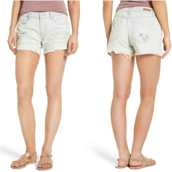 816b62ed8af3 Blank NYC Shorts   Womens Tomboy Denim Distressed   Poshmark